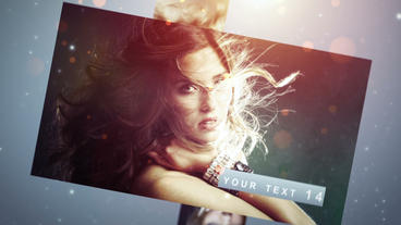 Photo Slideshow After Effects Project