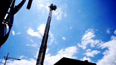 fire fighter, fire engine & fire brigade in training action Footage