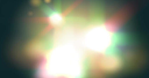 Abstract Shimmering Wiggling Light Background Animation