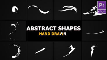 Flash FX Abstract Shapes Motion Graphics Template