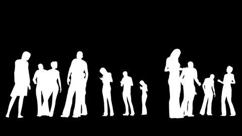 Human Population _3 Animation