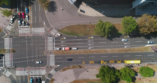 Traffic Interchange/intersection - AERIALS 0