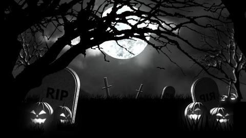 Halloween Logo Premiere Pro Template