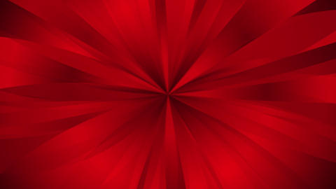 Red Flower Background CG動画素材