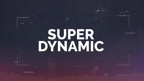 Super Dynamic Premiere Pro Template