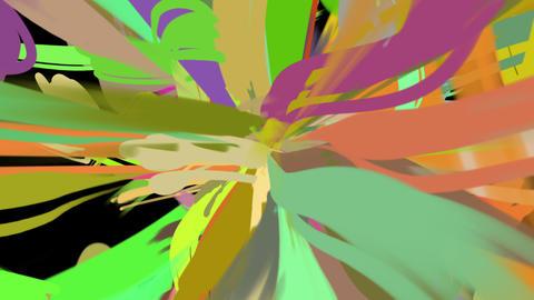 paint stroke loop 2 Animation