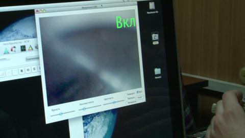 Laboratory of nanotechnologies Stock Video Footage