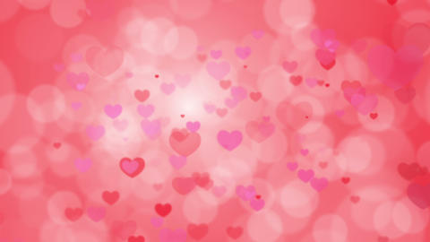 Valentine's Day, motion heart, loop Animation