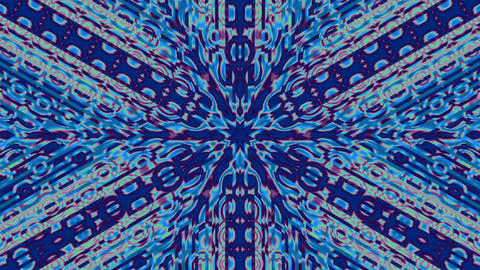 Pattern - a snowflake Stock Video Footage