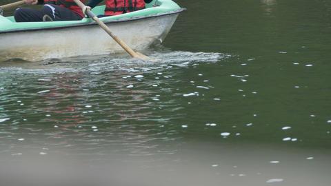 Easy Paddling on Lake Footage