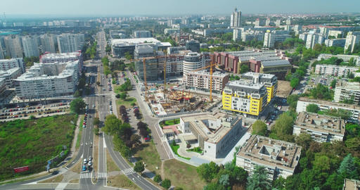 Construction Site - AERIALS