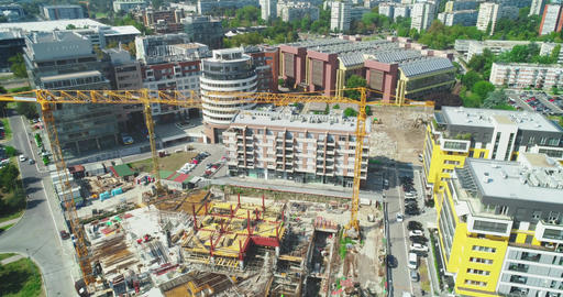 Construction Site - AERIALS 0