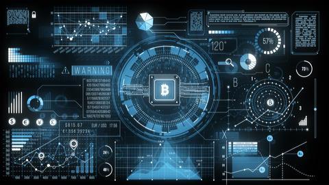 Futuristic Displays Data HUD 2