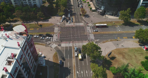 Traffic Interchange/intersection - AERIALS 1