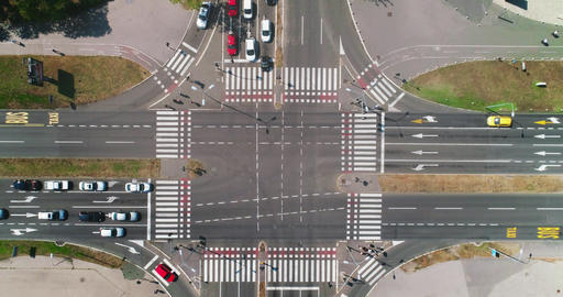 Traffic Interchange/intersection - AERIALS 2