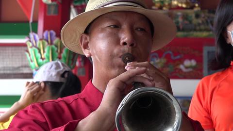 Oriental instruments Footage