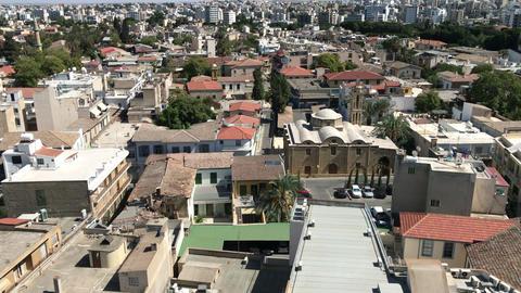 Nicosia city center ビデオ