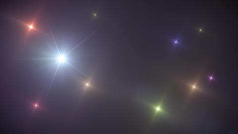 Light Rays Background Loop Animation