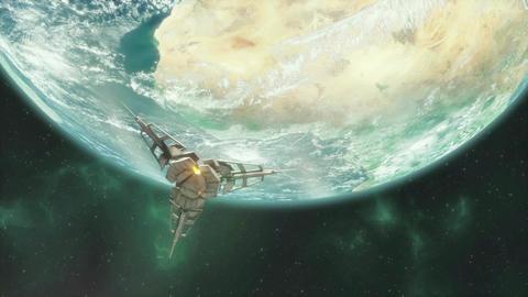 Future Satellite Animation