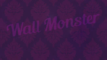 Wall Monster - Wall Pushing Monster Logo Reveal Plantilla de After Effects