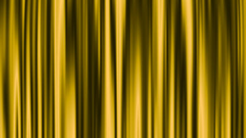 Curtain loop - Gold Stock Video Footage
