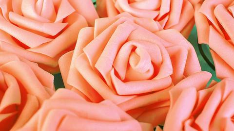 Foam roses diy rose decor decoration wedding party tool Live Action