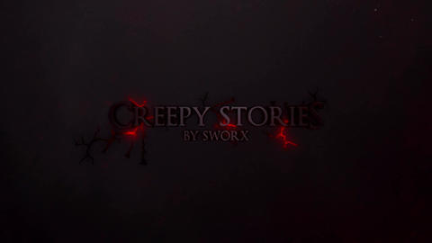 CREEPY STORIES After Effects Template