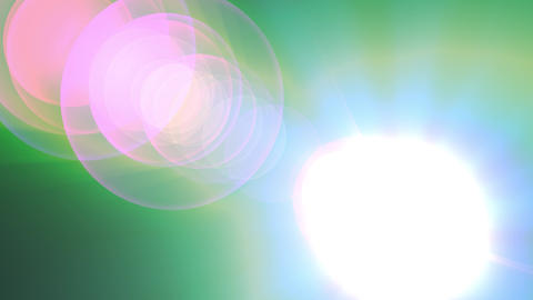 4k Pack Of Optical Lens Flares Transitions Animation