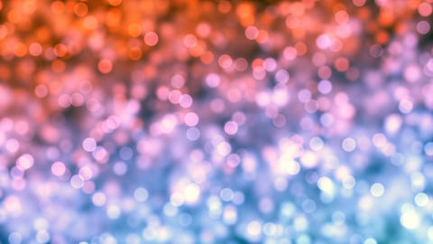 Lovely Particles Background Stock Video Footage