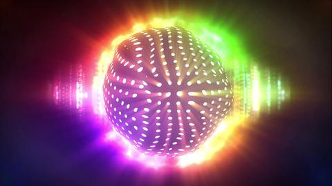 Jelly Disco Ball Animation