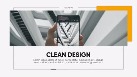 Modern Corporate - Clean Presentation After Effects Template
