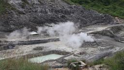 Hot Springs Beitou Taiwan stock footage