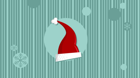 Christmas hat Animation