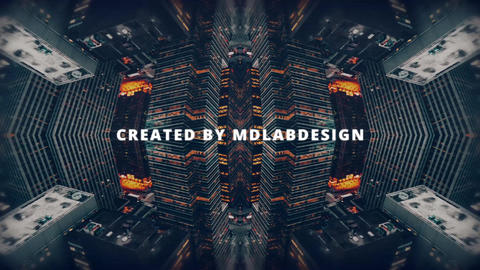 Mirror World After Effects Template