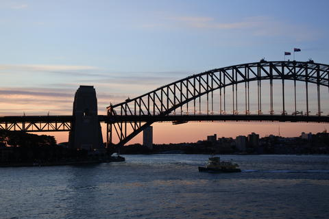 SYDNEY_Harbour bridge Photo