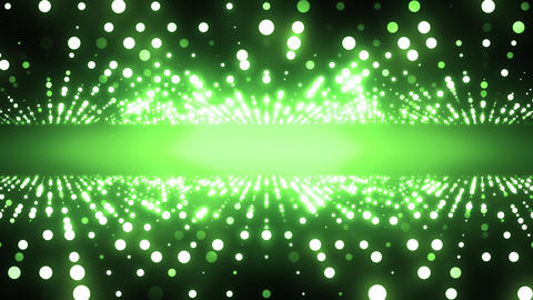 Techno Lights Dance Floor Animation