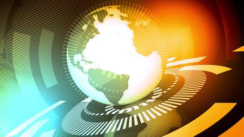 Prime Time Global News Animation