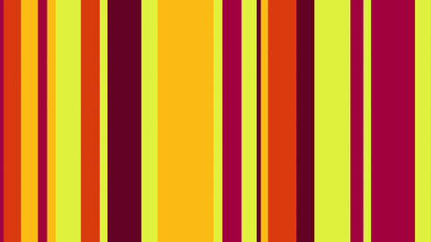 Multicolor Stripes 01 - 4k Vibrant Striped Pattern Video Background Loop Animation