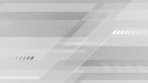 Abstract grey technology video animation Animation