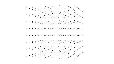 4k Technology Cube Box Spinning Animation
