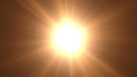 4k Starburst Light Background Loop Animation