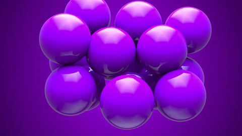 Color Ball Logo Reveal Plantilla de After Effects