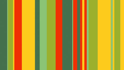 Multicolor Stripes 05 - Lively Colors Bars Video Background Loop Animation