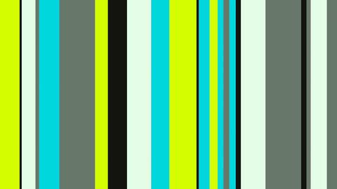 Multicolor Stripes 07 - Neon Contrast Bars Video Background Loop Animation