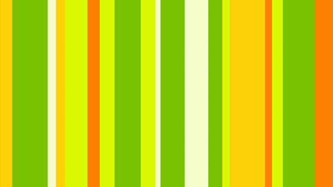 Multicolor Stripes 08 - 4k Bright Fresh Colors Bars Video Background Loop Animation