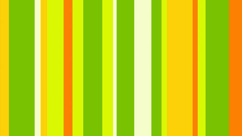 Multicolor Stripes 08 - Bright Fresh Colors Bars Video Background Loop Animation