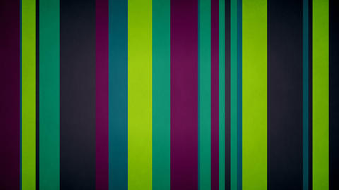 Paperlike Multicolor Stripes 03 - 4k Texturized Variable Width Stripes Video Animation