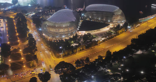 Singapore Theatres on the Bay Live Action