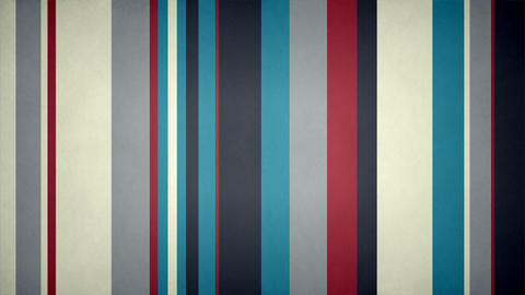 Paperlike Multicolor Stripes 18 - Texture Color Bars Video Background Loop Animation