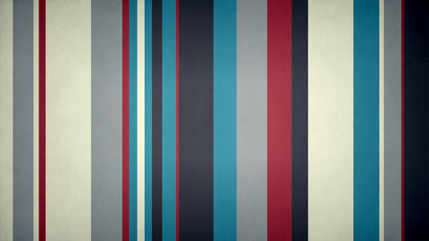 Paperlike Multicolor Stripes 18 - 4k Texture Color Bars Video Background Loop Animation
